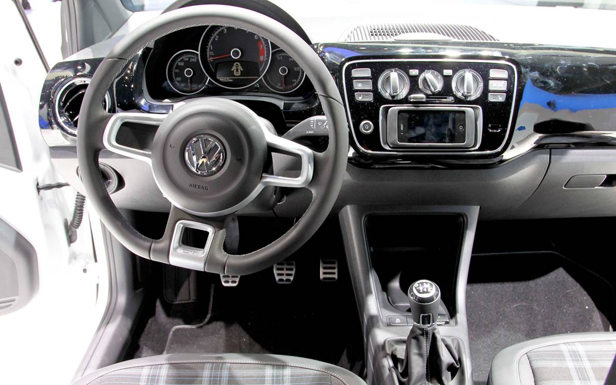 Volkswagen up! Turbo