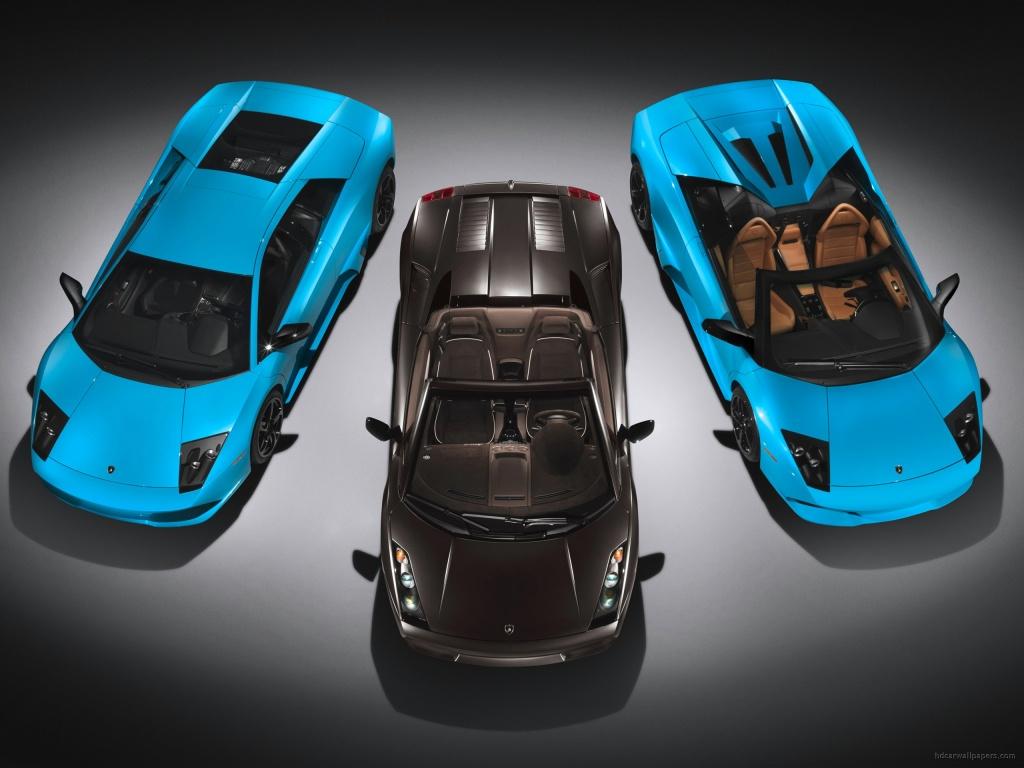 Lamborghini Personam Cars