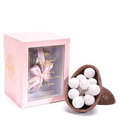 pink truffle egg