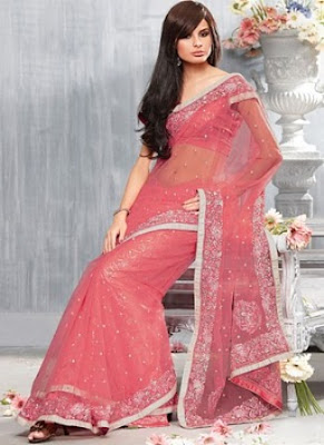Stylish-Girls-Indian-Sarees