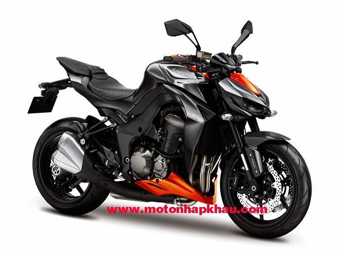 Kawasaki Z1000 ABS 2015 Mau Cam