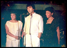 Pilar Romero, Carlos Giménez y Cecilia Bellorín