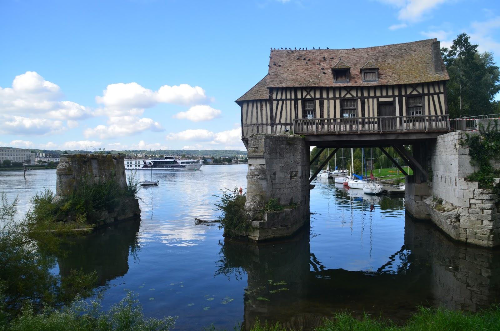 Vexin, Giverny, Les Andelys, Roche-Guyon, Vernon