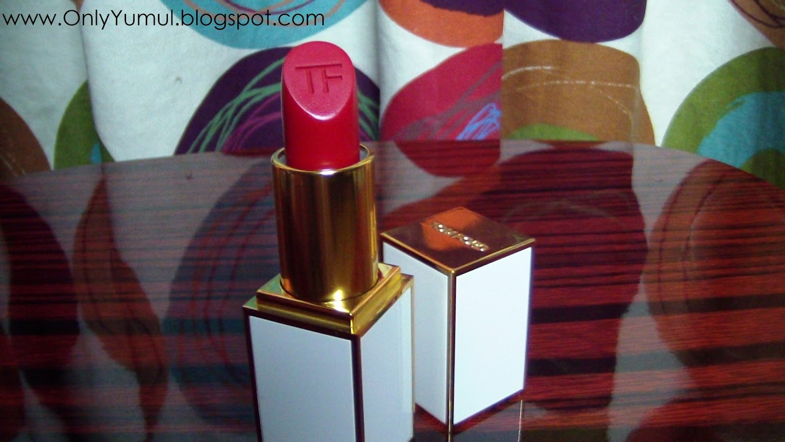 onlyyumul tom ford lip color in cherry lush. Black Bedroom Furniture Sets. Home Design Ideas