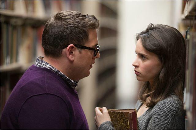 """Jonah Hill y Felicity Jones en """"Una Historia Real"""""""