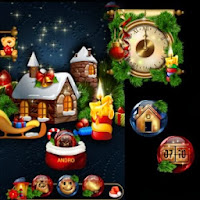TSF Theme Christmas Vignette android apk