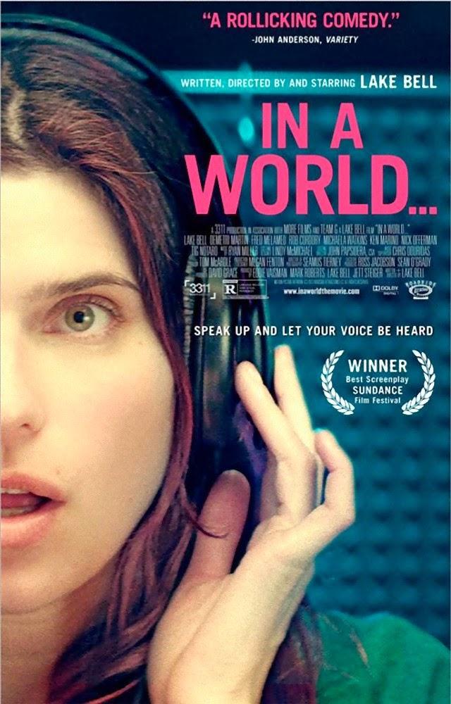 La película In a World...( La voz de una generación )