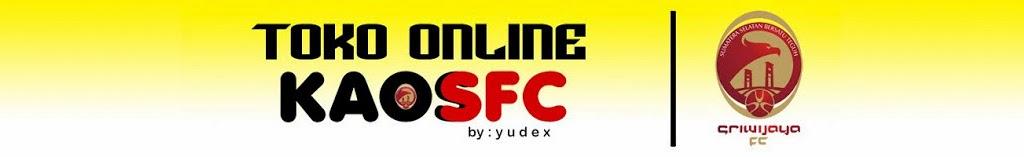 Sriwijaya FC | Jersey Sriwijaya FC 2013 | Joma | Toko Online SFC | Kaos |