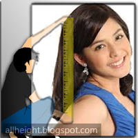 Shaira Mae Dela Cruz Height - How Tall