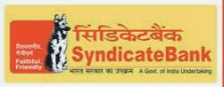 Syndicate Bank 400 PO Recruitment,Nov-2014