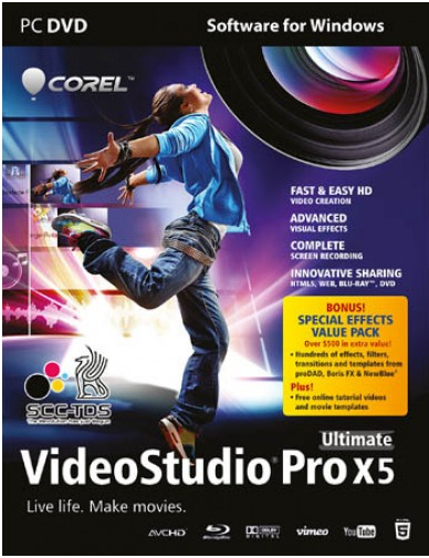 Corel VideoStudio Pro X5 Full Keygen - Mediafire