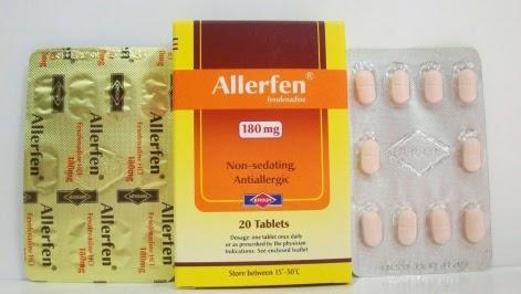 اليرفين أقراص Allerfen