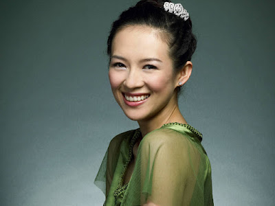 Wallpaper of Zhang Ziyi