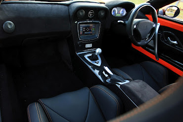 #1 Cars Interior Wallpaper