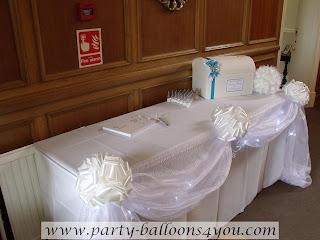 Gift Table Ideas