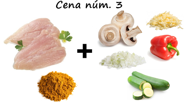 Cena 3 ligera healthy food