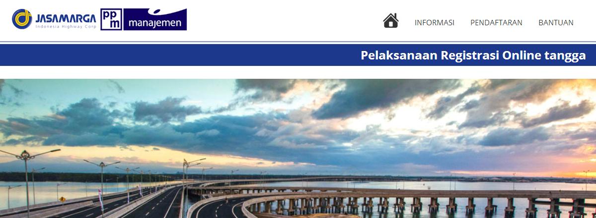 Pendaftaran Online Lowongan Sarjana  BUMN PT Jasa Marga