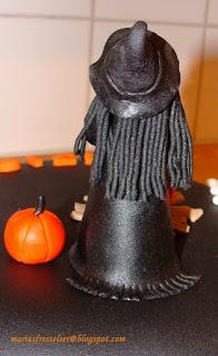 Halloweentårtor