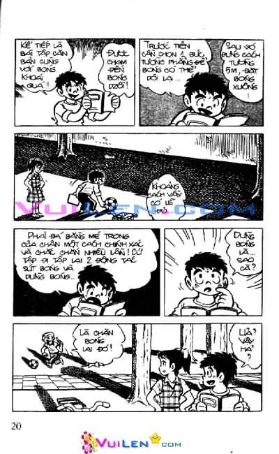 Jindodinho - Đường Dẫn Đến Khung Thành III  Tập 2 page 20 Congtruyen24h