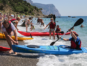 Крым рассчитывает принять 5 млн туристов в 2016 году