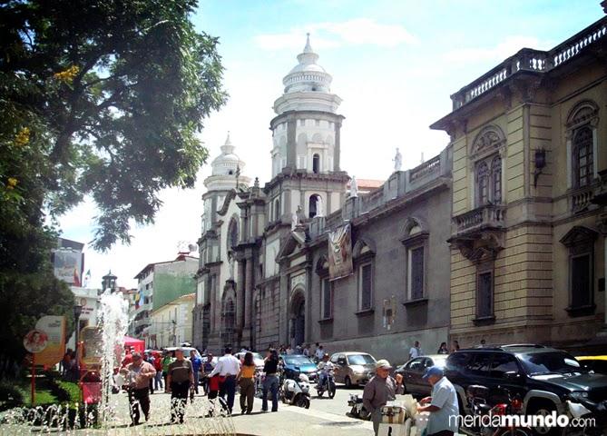 Centro de Mérida. Catedral