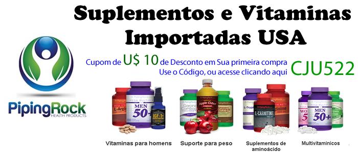 Vitaminas Importadas - USA