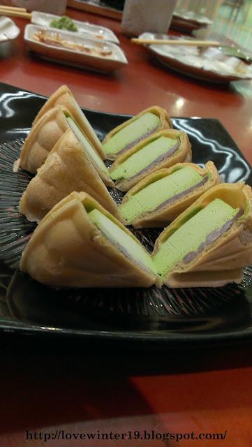 one utama, japanese foods