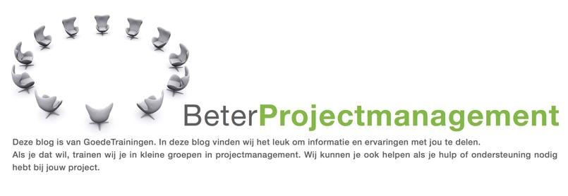 Beter Projectmanagement