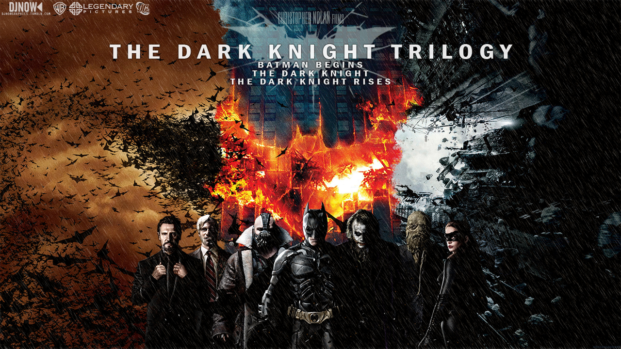 The Dark Knight Trilogy - Collectors Edition Box Set