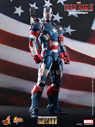 Iron patriot. Retail $375. Pre order with $50 deposit enjoys special rate