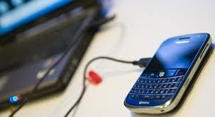 BlackBerry Sebagai Modem