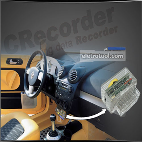 Launch CRecorder