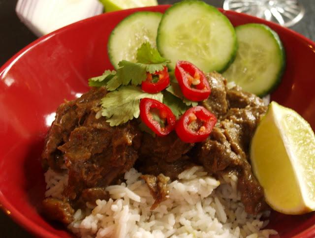 Beef Rendang | Pavlova's Dog