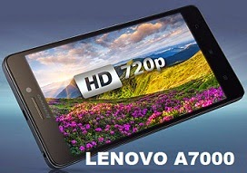 New Launch: Lenovo A7000 (Dual SIM, 1.5GHz Octa Core, 2GB RAM, 5.5″HD, 4G, Lollipop, 8 MP Camera) for Rs.8999 Only @ Flipkart (Registration Open)