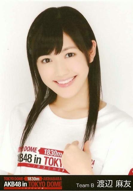 Watanabe Mayu AKB48
