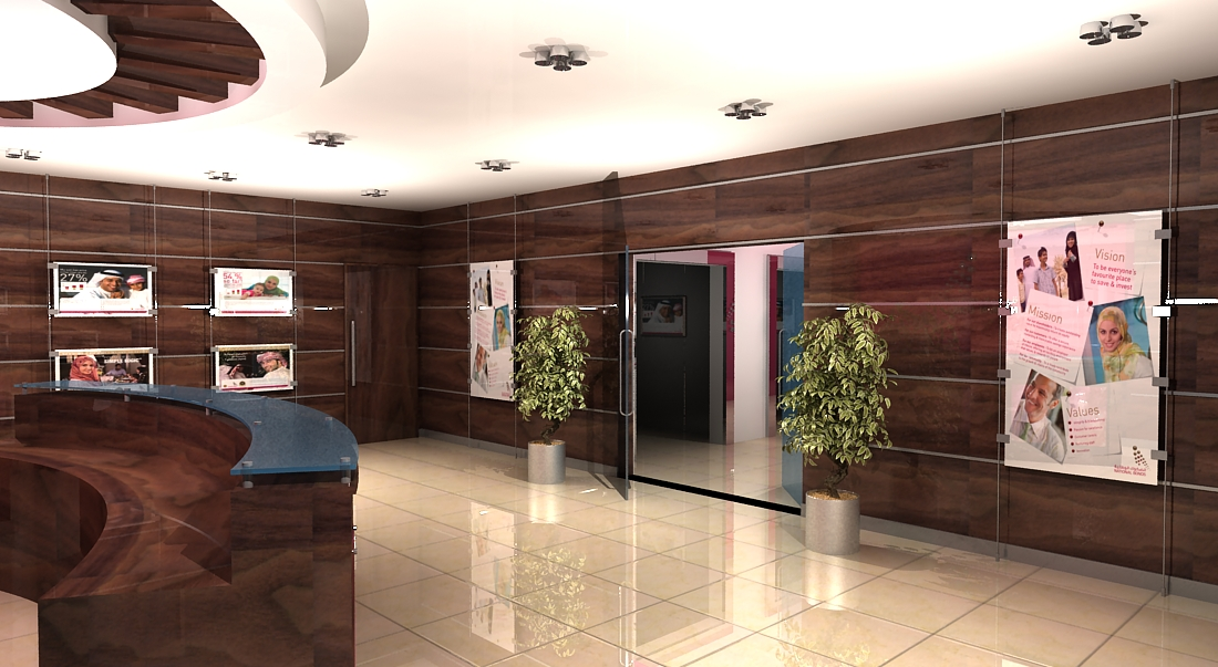 Reception Area Design Ideas
