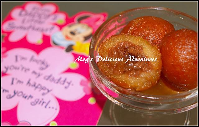 Choco Surprise Gulab jamun