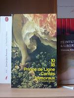 Contes immoraux - Prince de Ligne