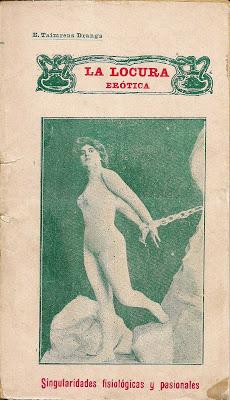 la locura erotica de Taimrens Drangs 1908