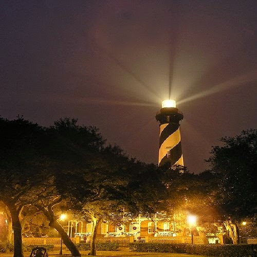 5 Haunted Lighthouses That Will Spook You Silly 3  Photo%2Bby%2BJudyth%2BPiazza St. Francis Inn St. Augustine Bed and Breakfast