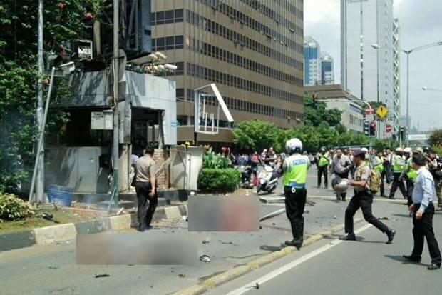Update Korban Serangan BOM Sarinah