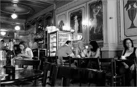 Interior del cafè