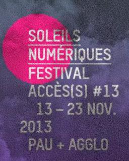 Festival Accès(s) Cultures numériques 2013 à Pau