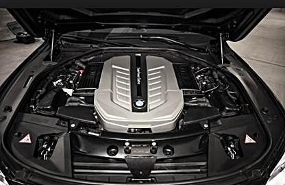 2016 BMW M760Li Redesign