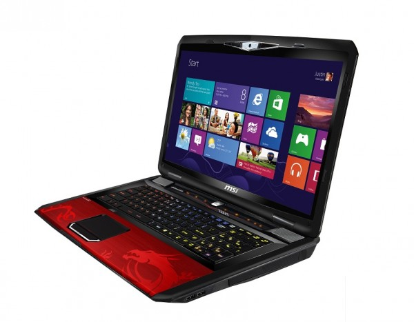 MSI GT70 Limited Dragon Edition 17.3-inch Gaming laptop