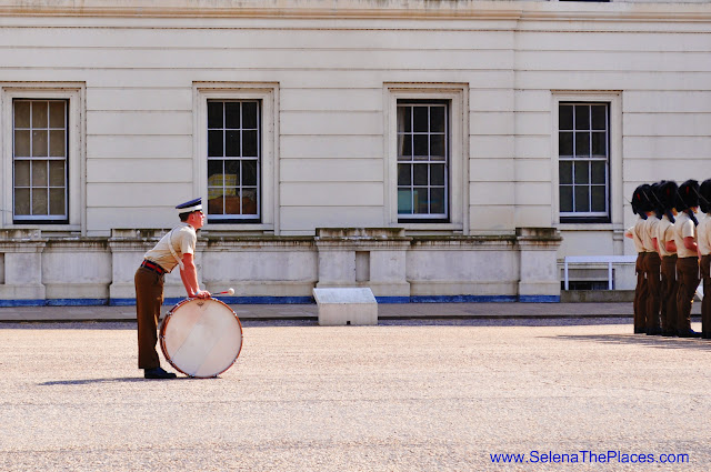 Royal Guard Drummer
