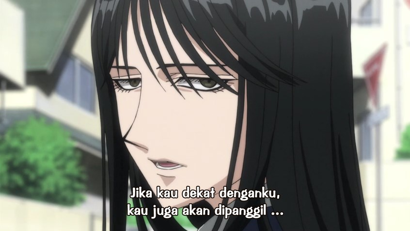 Ushio to Tora Episode 3 Subtitle Indonesia