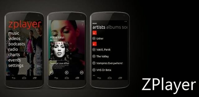 ZPLAYER apk for android