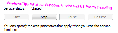 Windows Tips: What is a Windows Service and Is It Worth Disabling