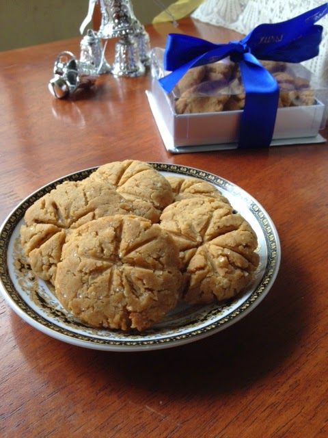 vegan whole wheat ginger cookies 3